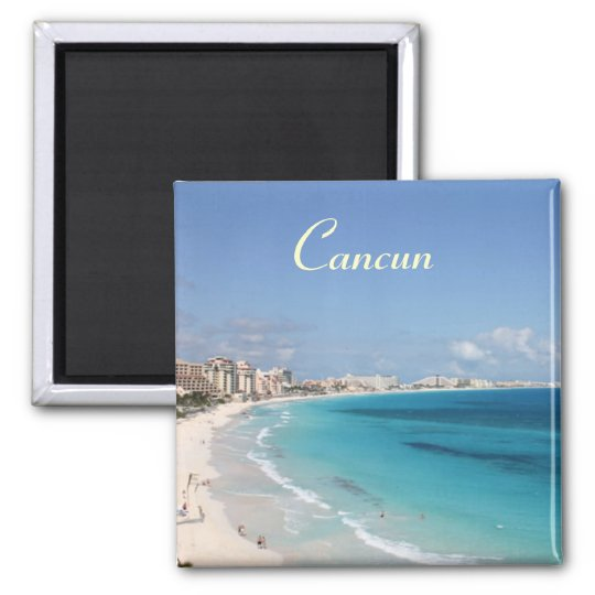 Cancun Magnet Zazzle Com