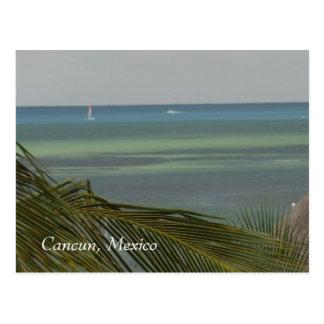 Cancun, Mexcio Postcard