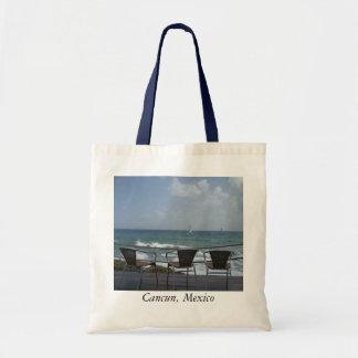 Cancun, Mexico Canvas Bags