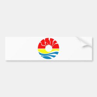 Cancun Mexico Bumper Sticker