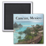 Cancun México Imán De Frigorífico