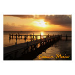 Cancun, México Impresiones