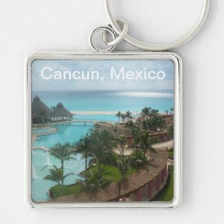 Cancun Mexico Keychain