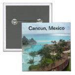 Cancun México Pin