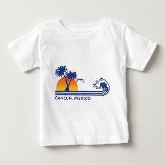 Cancun México Playera De Bebé
