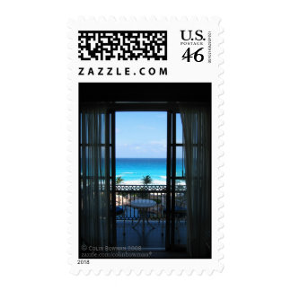 Cancun Mexico postage