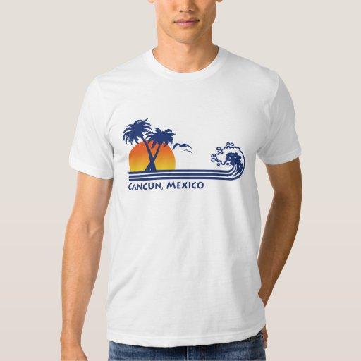 Cancun México Remeras