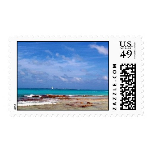Cancun, Mexico Stamp