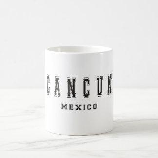 Cancun México Taza