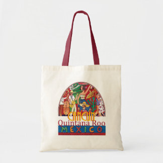 CANCUN Mexico Tote Bag