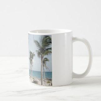 Cancun Palms Mug