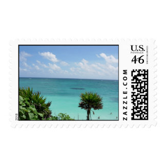 Cancun Postage Stamps