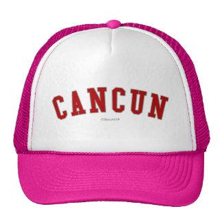 Cancun Trucker Hat