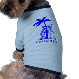 Cancun Vacation Pet Clothing