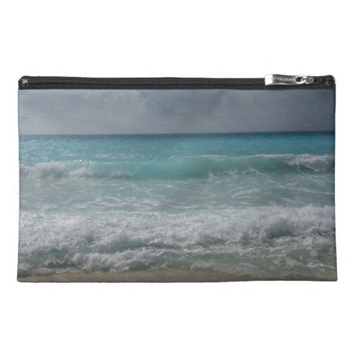 Cancun waves Travel Accessory Bag
