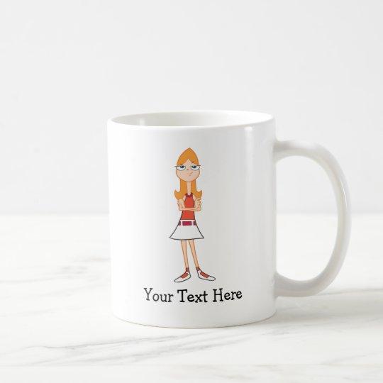 Candace Arms Crossed Coffee Mug