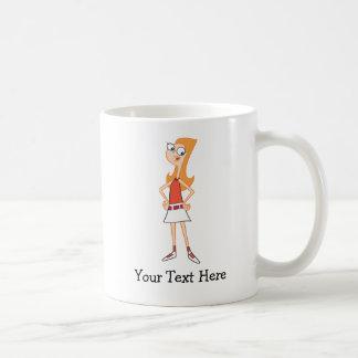 Candace Standing Coffee Mug