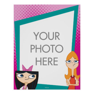 Candace y personalizable de Isabel Posters