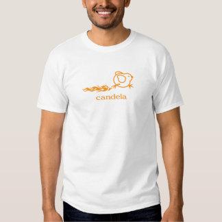 candela = spitfire tee shirts