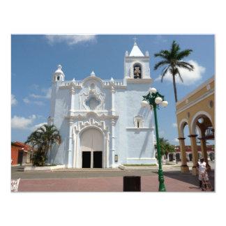 Candelaria Church-Tlacotalpan, Veracruz Card