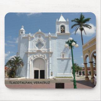 Candelaria Church-Tlacotalpan, Veracruz Mouse Pad
