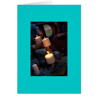 candels tarjetón