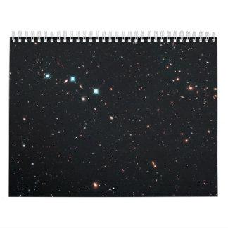 CANDELS Ultra Deep Survey (UDS) Calendar