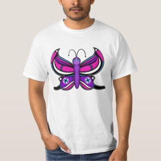 Candi Toon Butterfly Basic T T-Shirt