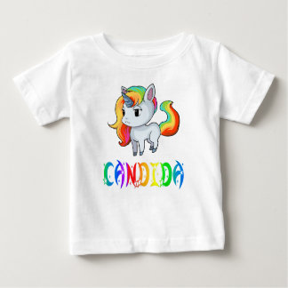 Candida Unicorn Baby T-Shirt