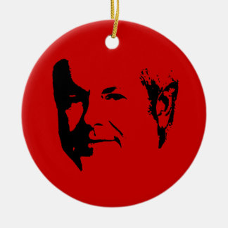 CANDIDATE GINGRICH CHRISTMAS ORNAMENTS