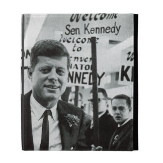 Candidate Kennedy iPad Case
