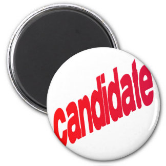 candidate magnet