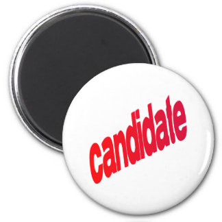 candidate 2 inch round magnet