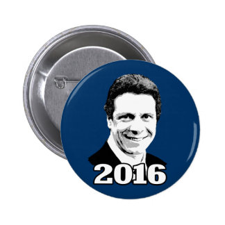 Candidato 2016 de CUOMO de ANDREW Pin