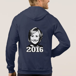Candidato 2016 de HILLARY CLINTON Sudadera