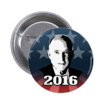 Candidato 2016 de JERRY BROWN Pins