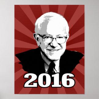 Candidato 2016 de las CHORREADORAS de BERNIE Póster