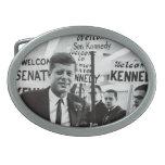 Candidato Kennedy Hebillas De Cinturon Ovales