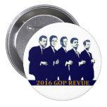 Candidatos presidenciales 2016 del GOP Pins