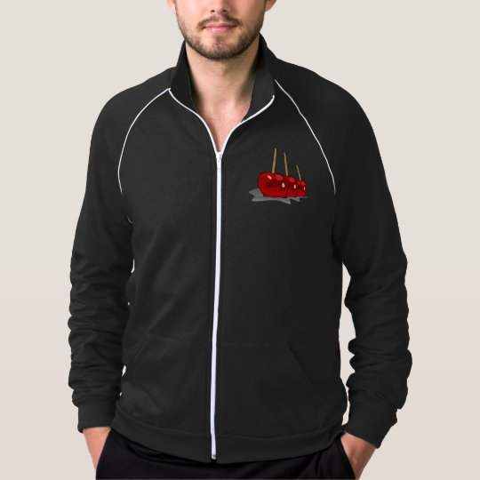 Candied Apples Mens Jacket