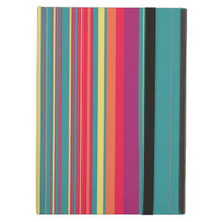 Candied Dreams Stripes iPad Cover