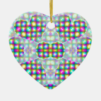 Candied Heart Attack Christmas Tree Ornament