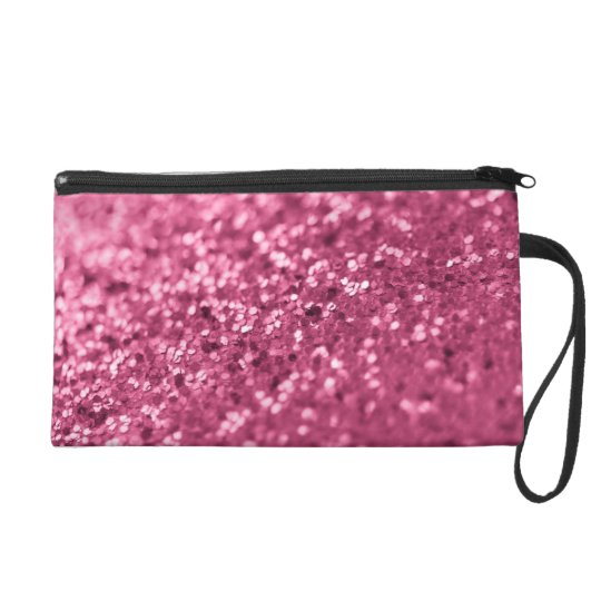 Candied Pink Bagettes Bag