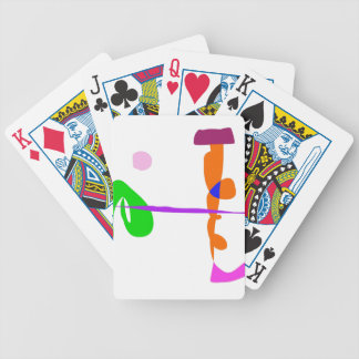 Candies Bicycle Playing Cards