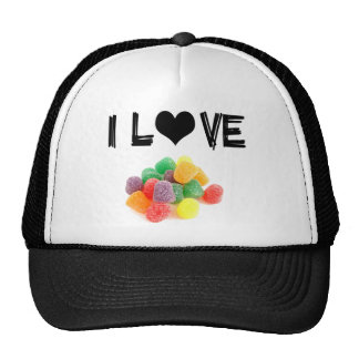 Candies funny products! trucker hat