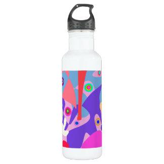 Candies Water Bottle