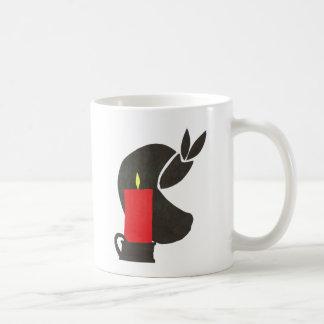 candle-1 taza de café