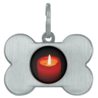 candle-789 pet name tag