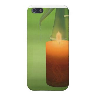 Candle and Bamboo iPhone SE/5/5s Case