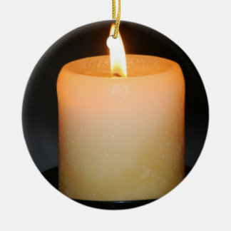 candle christmas ornaments